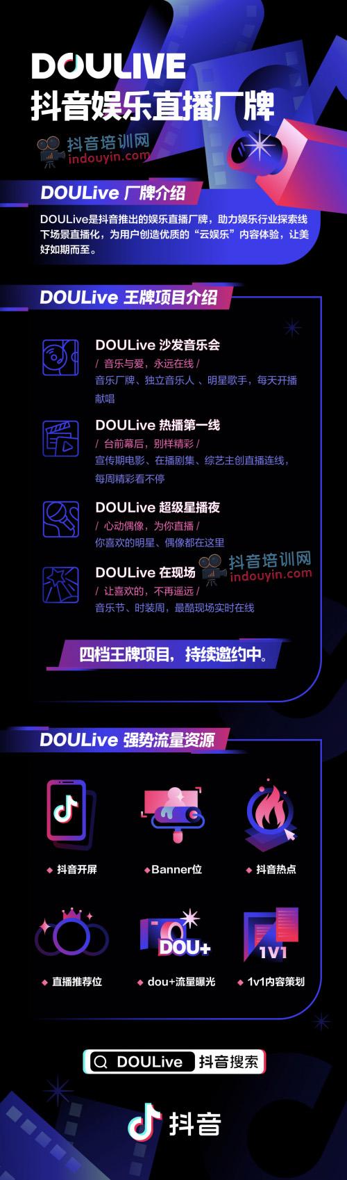 """抖音推出全新娱乐直播厂牌DOULive,弦子现身直播间再现""""云合唱""""名场景"""